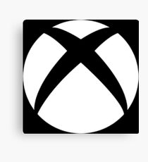 the xbox Canvas Print