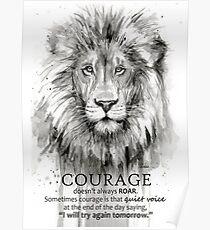 Lion Quotes Lion Quotes Posters   Redbubble Lion Quotes