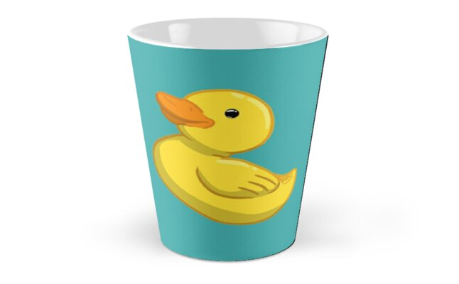 Rubber Ducky by Cableson