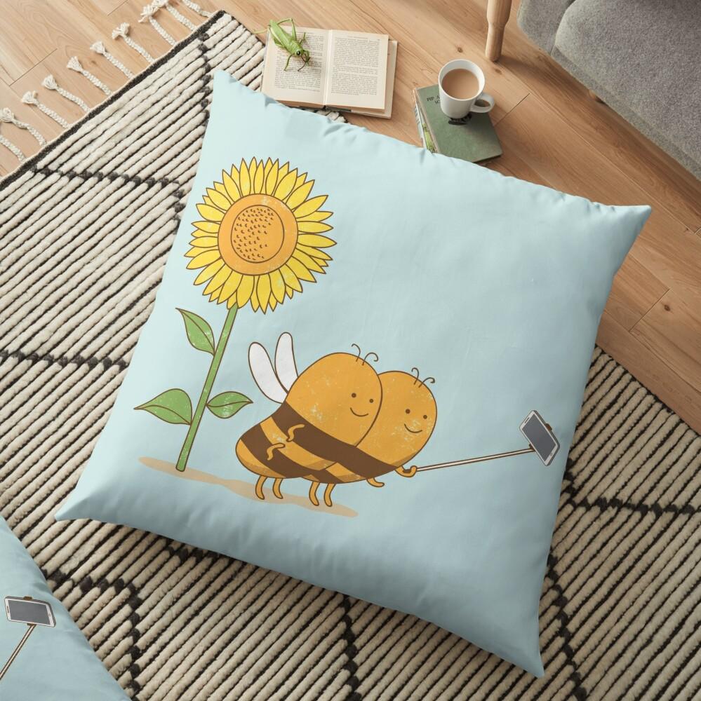 BFF wefie Floor Pillow