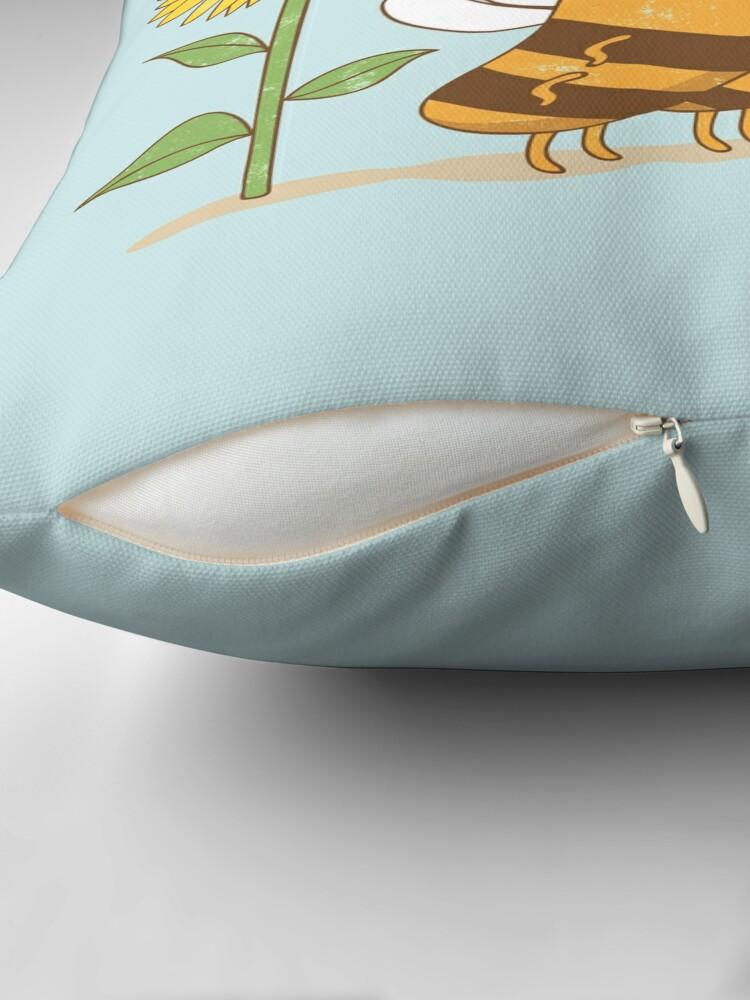 Alternate view of BFF wefie Floor Pillow