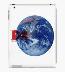 D2 ~ Hope Edition iPad Case/Skin