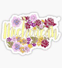 Michoacan (larger) Sticker