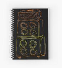 Cuaderno de espiral Amplificador