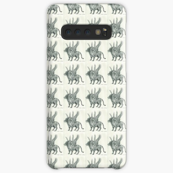 Vision Of The Four Beast Leopard Samsung Galaxy Snap Case