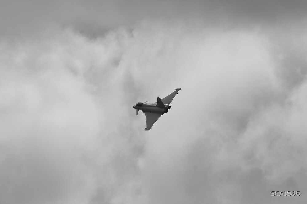 RAF Typhoon - My last day in service by SCA1986