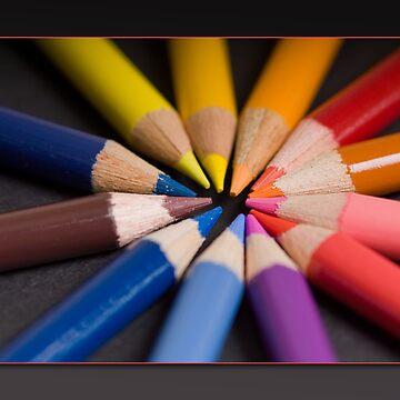 Pencils by w1ldsnaps