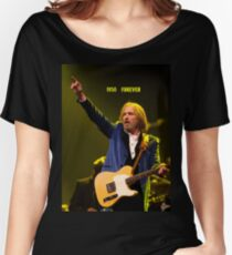 In Memoriam Tom Petty - Forever Women's Relaxed Fit T-Shirt