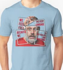 The Real of S.Zizek Unisex T-Shirt