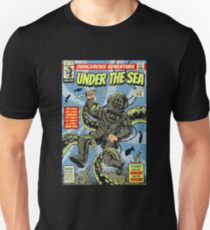 Comic Book Title Under the Sea T-Shirt