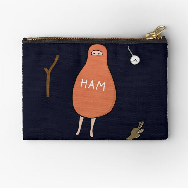 Ham : To Kill A Mockingbird Literally Scout Halloween Costume Zipper Pouch