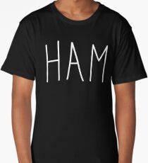 Ham : To Kill A Mockingbird Literally Scout Halloween Costume Long T-Shirt