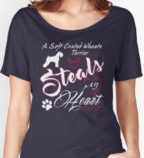 Soft Coated Wheaten Terrier Women's Relaxed Fit T-Shirt