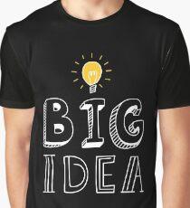 BIG IDEA Graphic T-Shirt