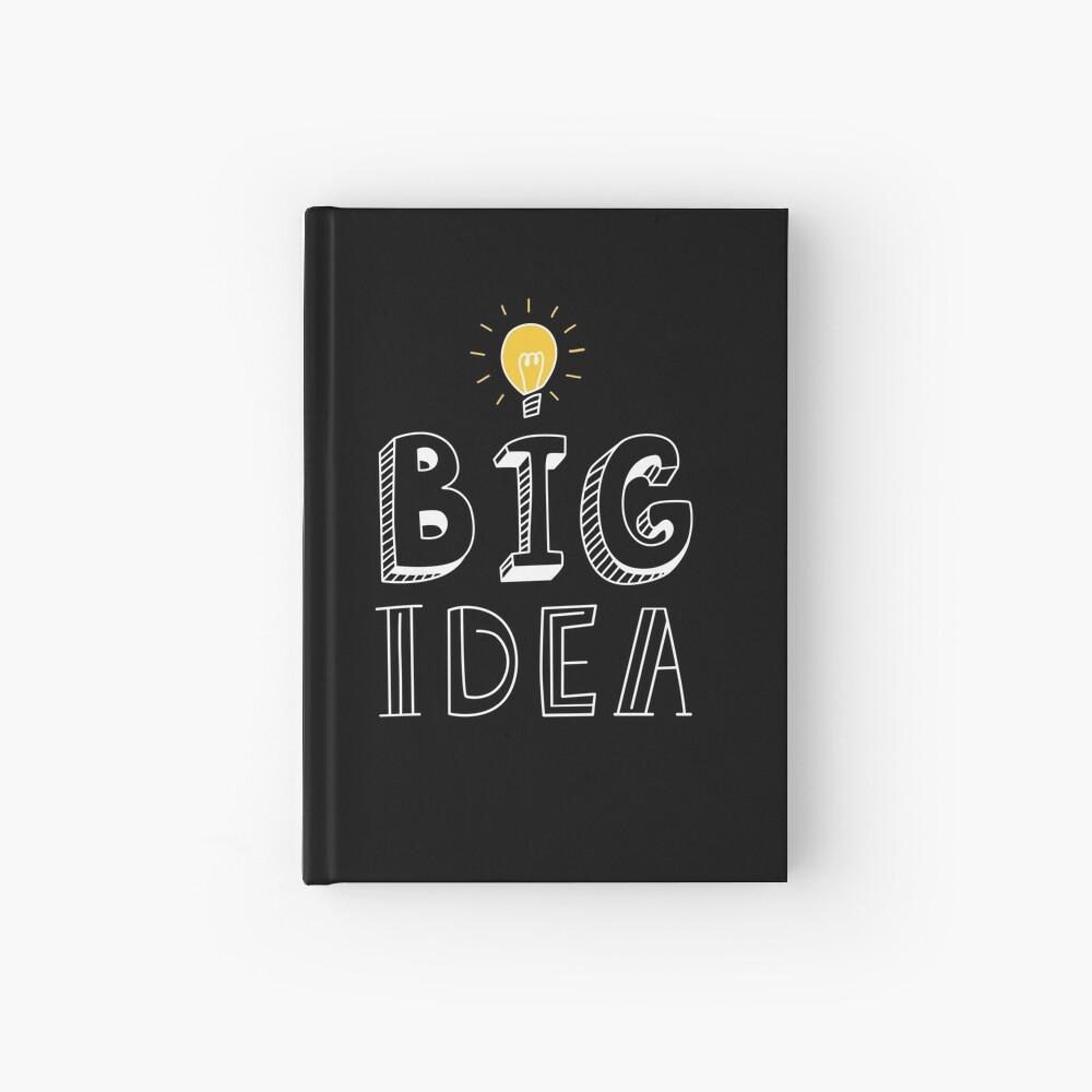BIG IDEA Hardcover Journal