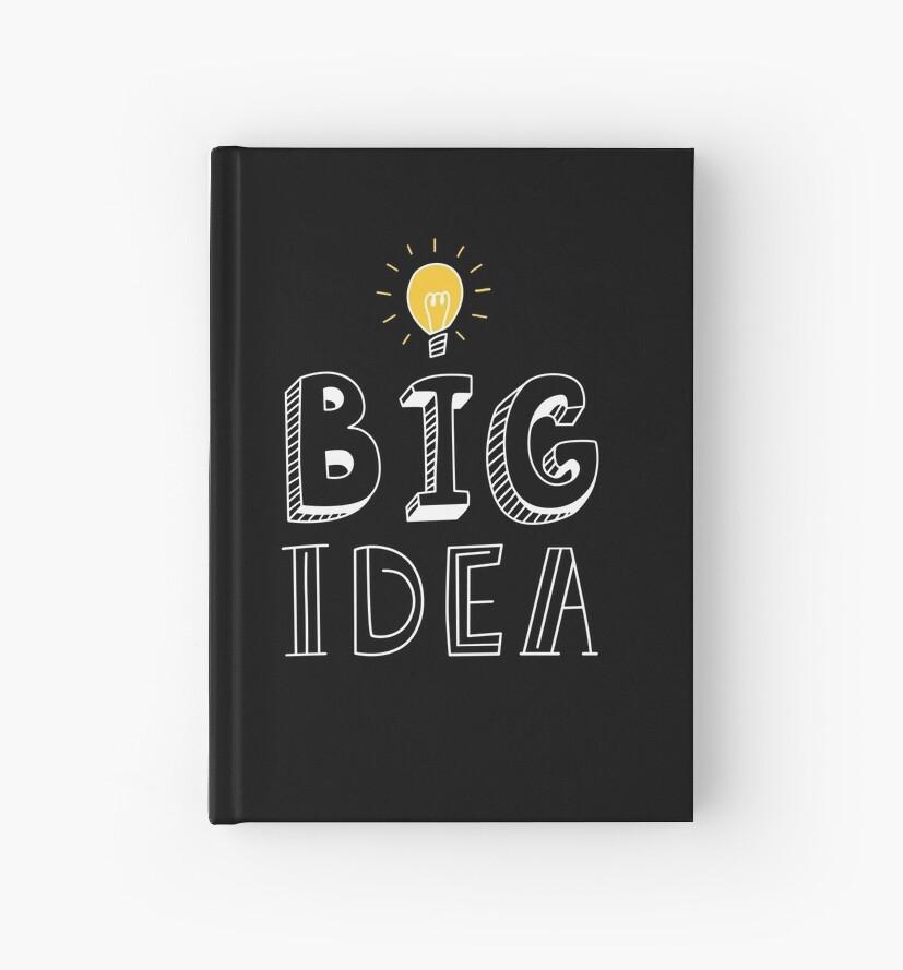 BIG IDEA by Olya Yatsenko