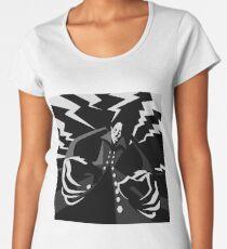 evil vintage vampire Women's Premium T-Shirt