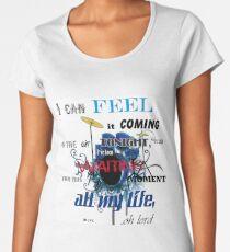 IN THE AIR TONIGHT Women's Premium T-Shirt