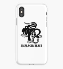 AD&D: Displacer Beast iPhone Case/Skin