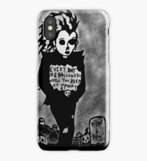 31 DAYS OF HALLOWEEN: Day Four iPhone Case