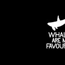 Whales (killer) are my favourite by jazzydevil
