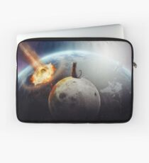 Cat Victory Laptop Sleeve