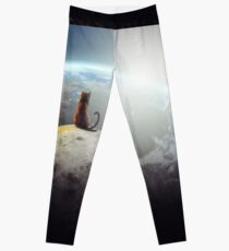 Cat Victory Leggings