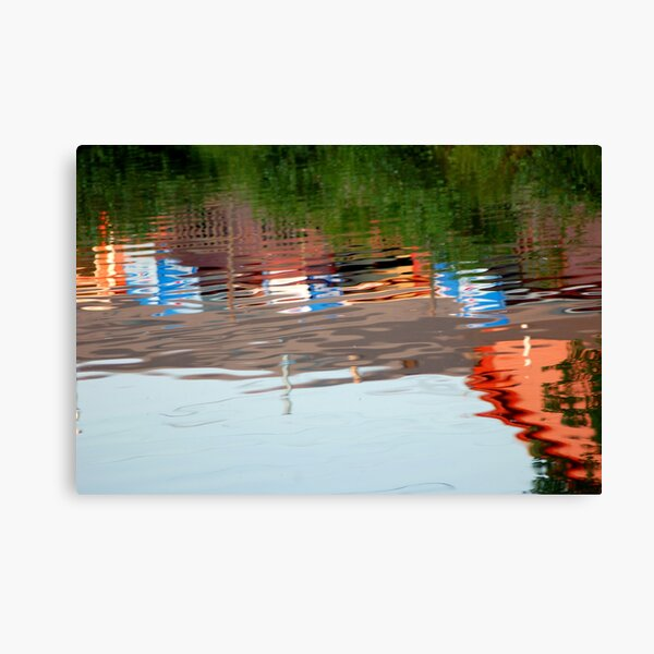 Antrim Reflected Canvas Print