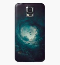 Stronger... (Round Things) Case/Skin for Samsung Galaxy