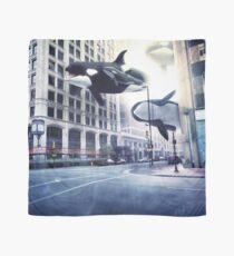 City of whales Scarf