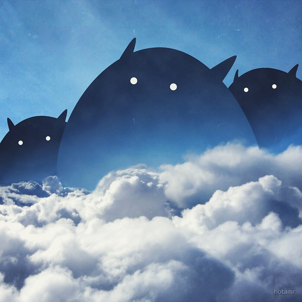 Beyond the Clouds by hotamr