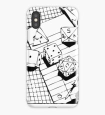 AD&D: Tools of the trade iPhone Case/Skin