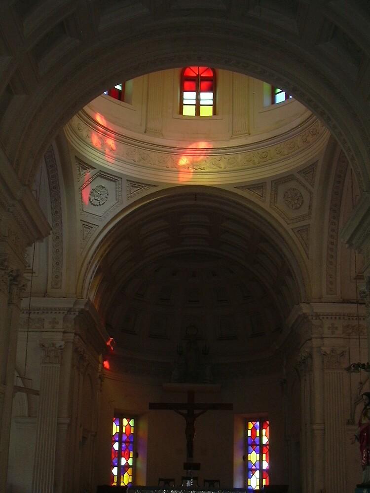 god's rays by pugazhraj