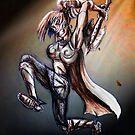 Female Warrior by Extreme-Fantasy