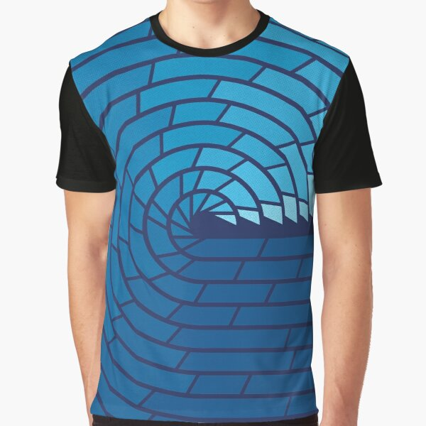 Almighty Ocean Graphic T-Shirt