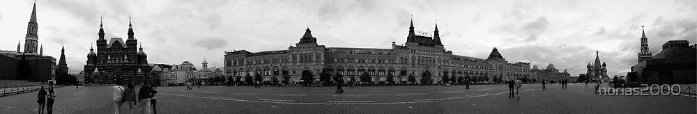 Red Square panorama by horias2000