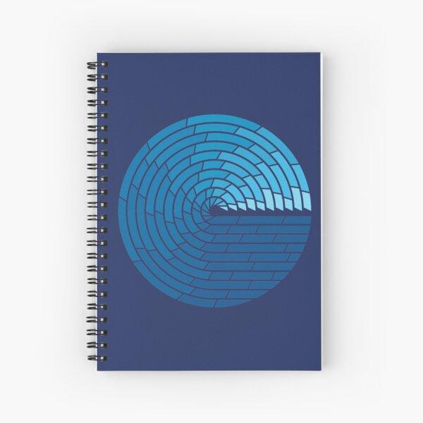 Almighty Ocean Spiral Notebook