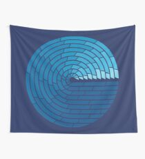 Almighty Ocean Wall Tapestry