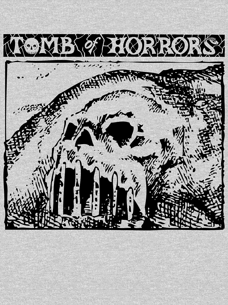Tomb of Horrors: Skull Hill by er3733