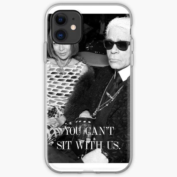 Fashion Royalty  iPhone Soft Case