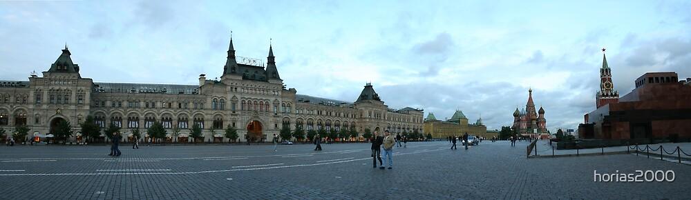 Red Square panorama by horias2000