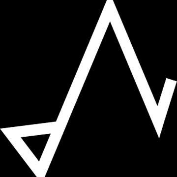logo white by Leotrix