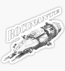 The Rocinante - The Expanse Sticker