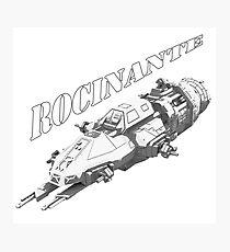 The Rocinante - The Expanse Photographic Print