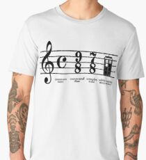 Wibbly-wobbly timey-wimey Men's Premium T-Shirt