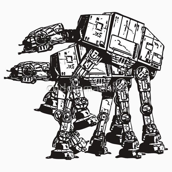 TShirtGifter presents: AT-AT sex