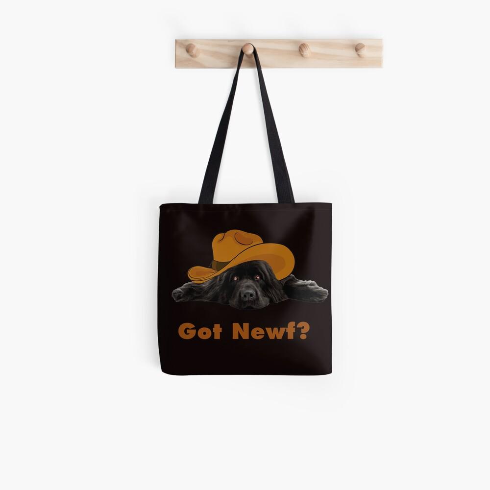 Got Newf?  Tote Bag