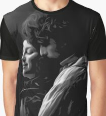Outlander The Epic Love Story Graphic T-Shirt