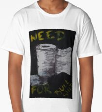 Need paper Long T-Shirt