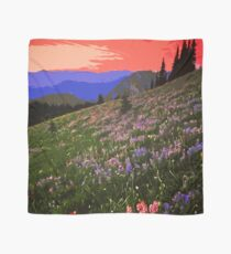 Washington, Mount Rainier National Park Scarf